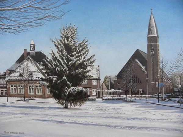 St. Agathakerk Boekel