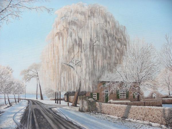 """""""Neerbroek"""" winter"""